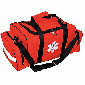 Trauma Bag,Red