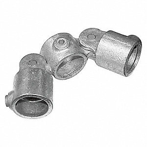 Structural Pipe Fitting,Pipe Size 3/4in