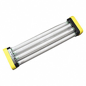 LIGHT FLUORESCENT 68 WATT PORTABLE
