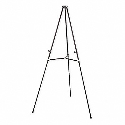 30P057 - Telescoping Display Easel Black