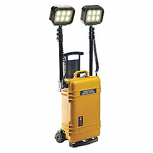 Remote Area Lighting System,110V,Yellow