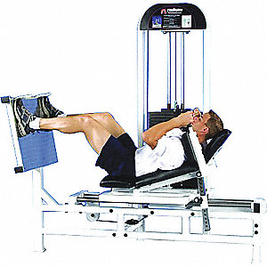 Horizontal Leg Press,Performance Plus
