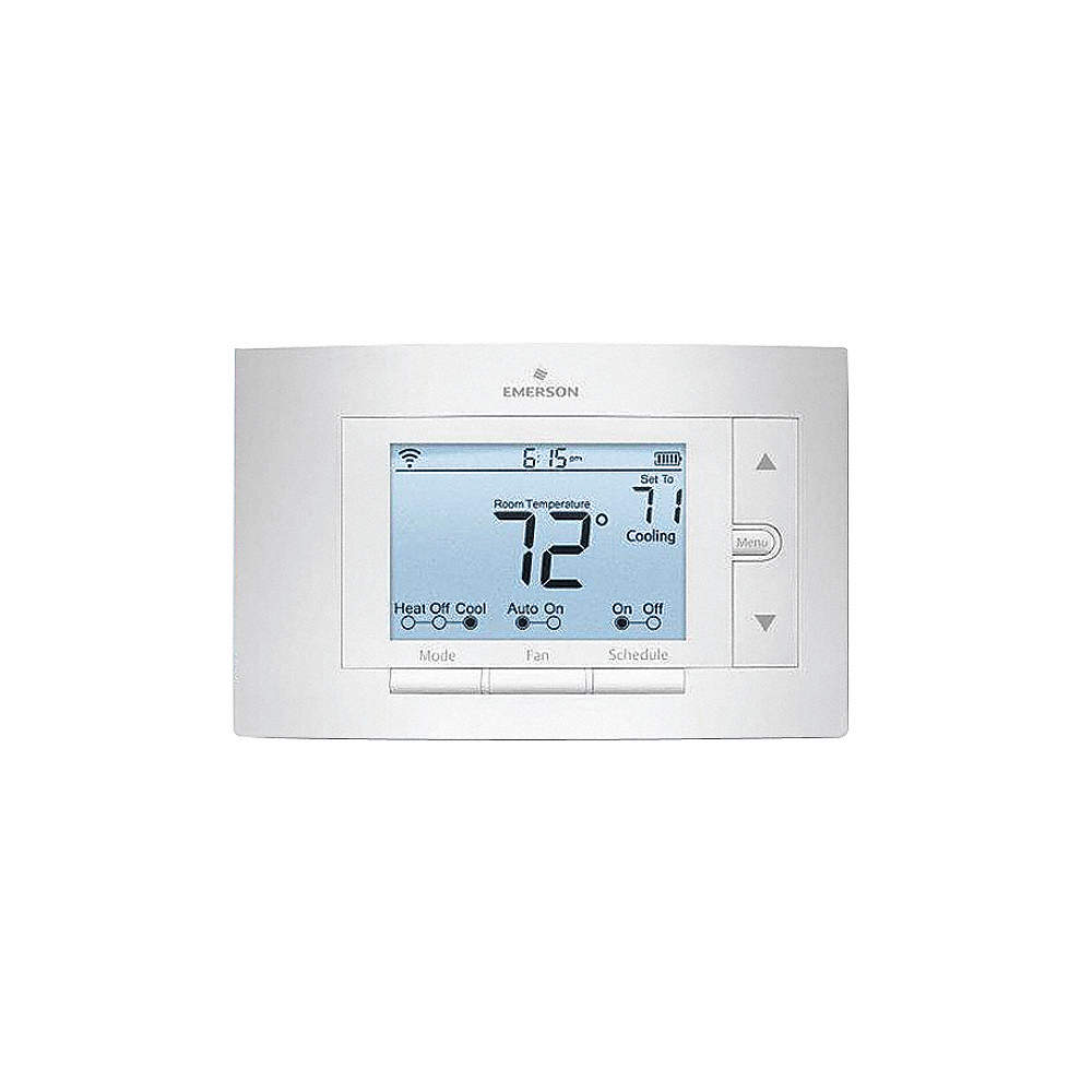 Low Voltage WiFi Thermostat, Stages Cool 2, Stages Heat 4