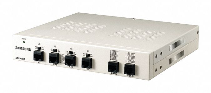 Video Surveillance Power Supplies