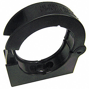 Gripping Clamp,1.410in,Black,Polyamide 6