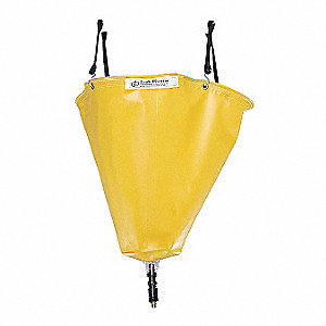 Pipe Leak Diverter,Yellow,2 lb.