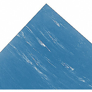 Floor Protection Runner,Blue,4 ftx75 ft