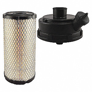 FILTER ELEMENT AIR W/LID
