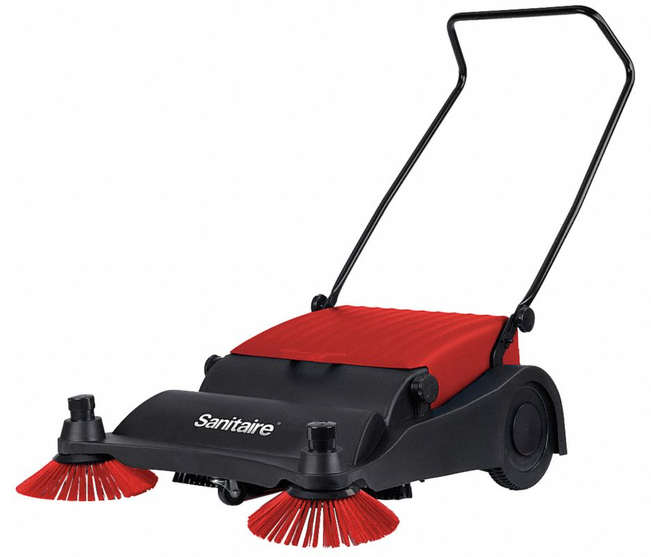 Push Sweeper,32 in.