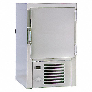 Law Enforcement Evidence Refrigerator, Number of Compartments 4, Stainless Steel, Nonpass-through