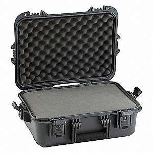 Accessory Case,L,Black,Polypropylene