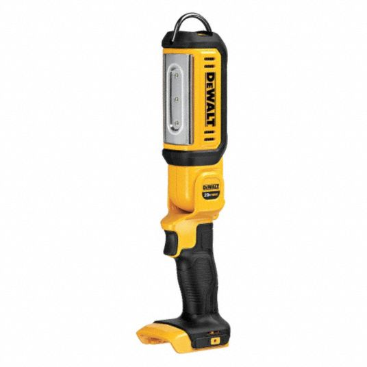 Rechargeable Worklight, LED, Plastic, 20V