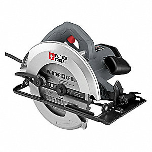 Porter cable 7 14 circular saw 5600 no load rpm 150 amps blade 7 14 circular saw 5600 no load rpm 150 amps greentooth Images