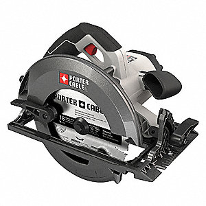 Porter cable 7 14 circular saw 5600 no load rpm 150 amps blade 7 14 circular saw 5600 no load rpm 150 amps keyboard keysfo Image collections