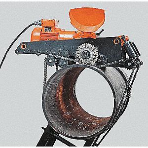 pipe milling machine