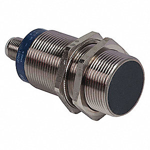 500 Hz Inductive Cylindrical Proximity Sensor with Max. Detecting Distance 15.0mm