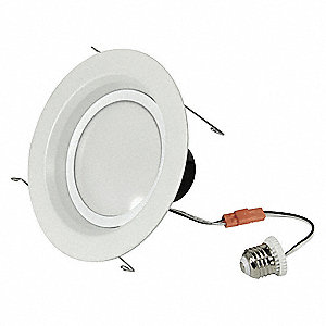 led retrofit can lights directional 6 led can light retrofit kits indoor fixtures grainger industrial