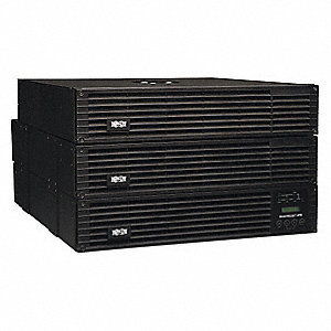 UPS System,On-Line,Rack/Tower,6kVA