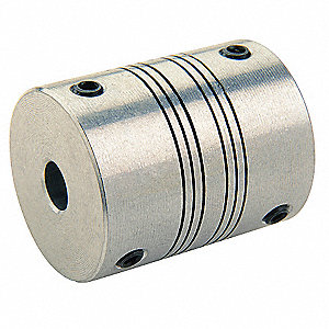 MotionControl Coupling, Set Screw, 3mmx3mm