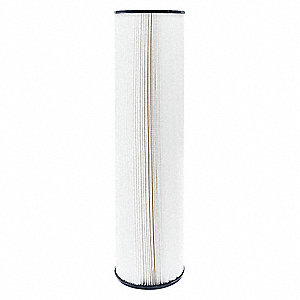 "10 Micron Rating Filter Cartridge, 7"" Diameter, 30"" Height, 60.00 gpm"