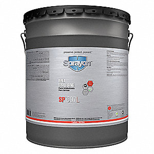Belt Dressing, -40°F to 450°F, No Additives, 5 gal. Pail