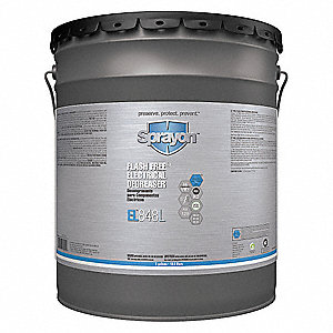 Degreaser, 55 gal. Drum, Unscented Liquid, Ready to Use, 1 EA