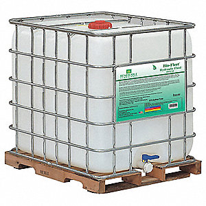 Hydraulic Oil, 275 gal. Container Size