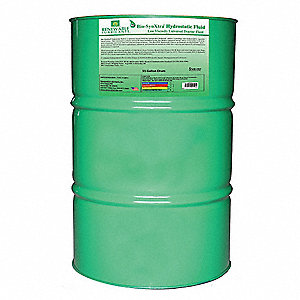 Hydraulic Oil, 55 gal. Container Size