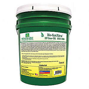 Semi-Synthetic, SAE Grade : Not Specified, 5 gal. Pail
