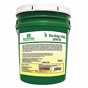 Drill Oil, 5 gal. Container Size