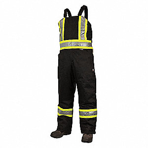 Insulated Safety Bib Overall,S
