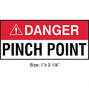 "Inspection Label, Polyester, Height: 1"" x Width: 2-1/4"", 225 PK"