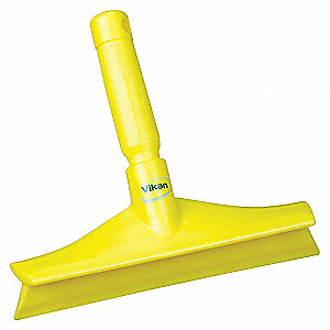 SQUEEGEE ULTRA HYGIENE 10IN, YELLOW