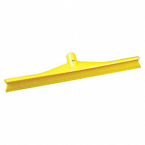 SQUEEGEE ULTRA HYGIENE 20IN, YELLOW