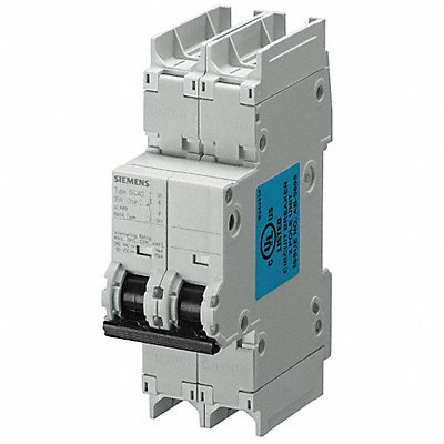 30YC23 - Mini Circuit Breaker 0.3A 2 Poles D 240V