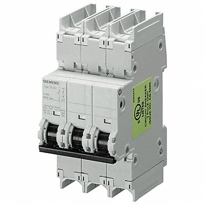 30YC32 - Mini Circuit Breaker 0.3A 3 Poles D 240V