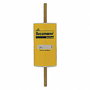 200A Fast Acting Melamine Fuse with 600VAC/450VDC Voltage Rating; DFJ Series