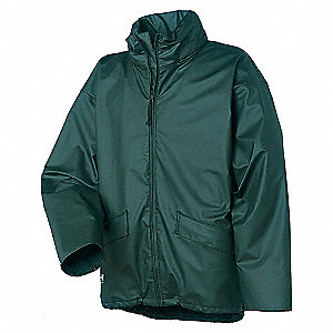 VOSS JACKET S DARK GREEN