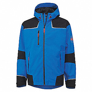 CHELSEAJACKET 2XL RACER BLUE