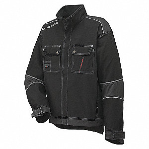 CHELSEA JACKET S BLK/CHARCOAL