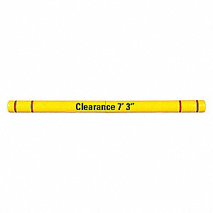 BAR CLEARANCE 7X80 EYEBOLT/LTTERKIT