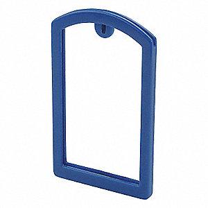 LABEL POCKET FRAMEPOCK BLUE
