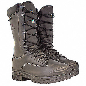 HICKORY BOOTS SIZE 6