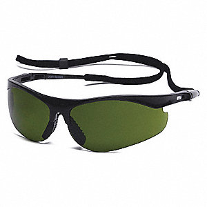 Thecla™ Scratch-Resistant Safety Glasses, Shade 3.0 Lens Color