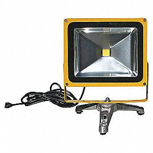 50W LED FLOODLIGHT - 24V W/ STAND