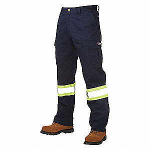 CSA PANT WITH SAFETY STRIPES