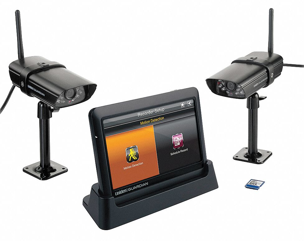 Video Surveillance Wireless Systems
