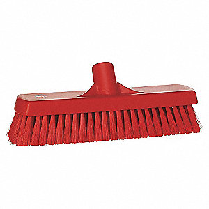 WALL BRUSH, SOFT, RED