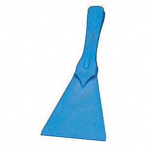 SCRAPER, HIGH TEMP, BLUE
