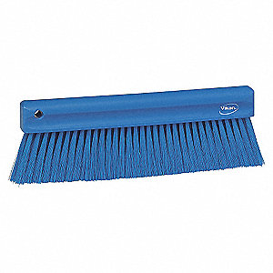 11IN BAKERS BRUSH, SOFT, BLUE